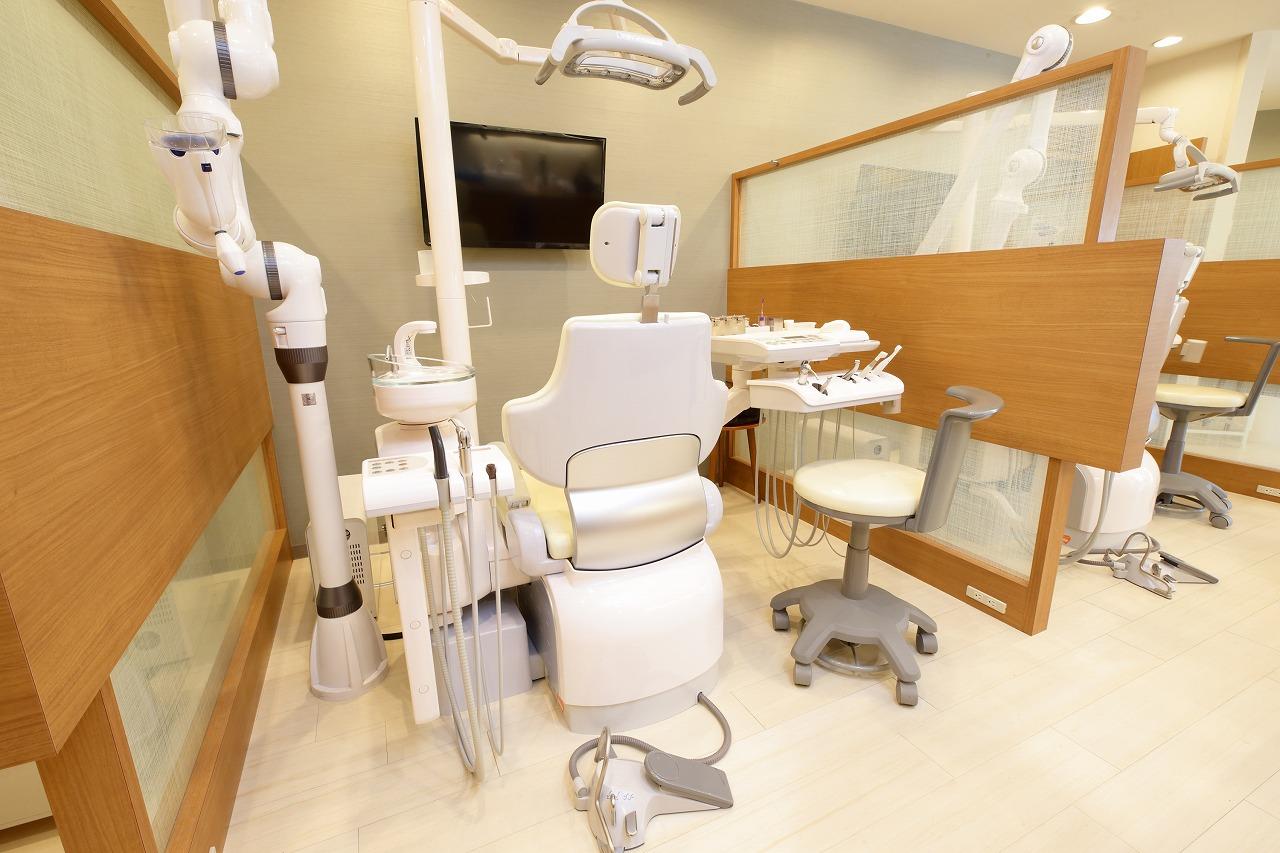 衛生面がきちんと管理されている歯医者